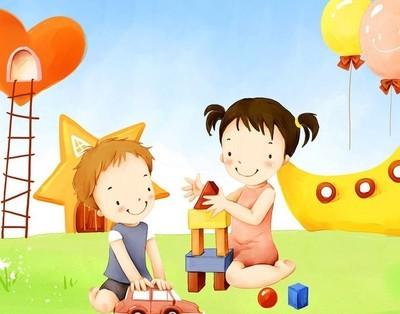 如何带孩子的主动眼神?